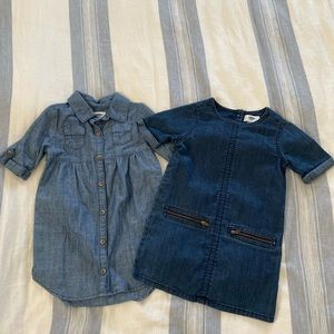 Old Navy 4T Dress Bundle